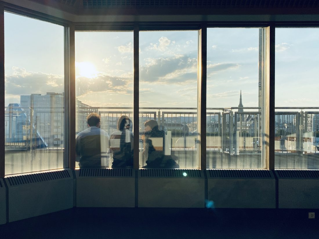 Parallel Vienna 2020, Foto: Katharina Balgavy